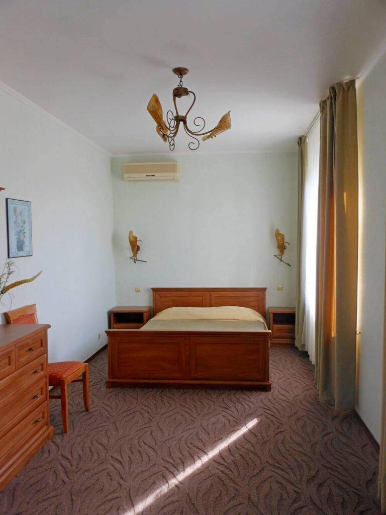 Севастополь Крым гостевые дома отзывы Вилла Адриа
